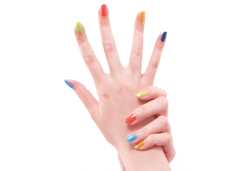 наращивание ногтей с пошаговым фото