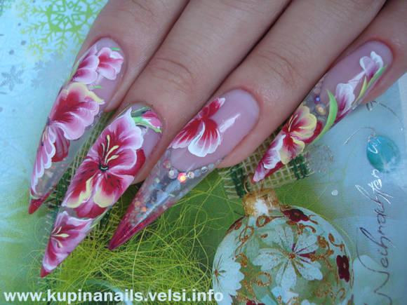 Конечно, такое чудо природы захочет видеть у себя на ногтях любая женщина.
