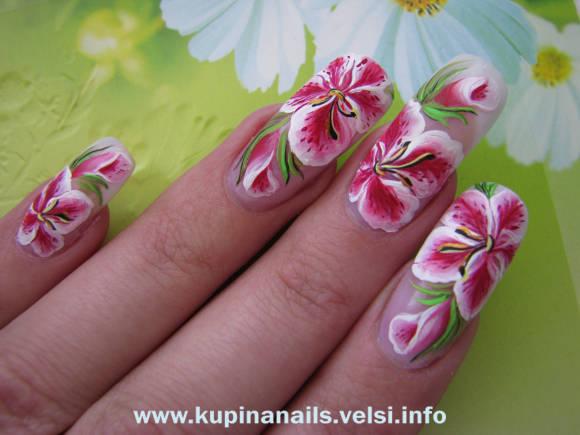 Если Вы хотели найти китайская роспись на ногтях мастер класс - Вы попали по адресу.  В колонке видео, которые...