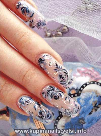 Свадебные ногти, дизайн ногтей к свадьбе